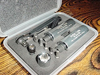 An example of Borka Tools PTL kit